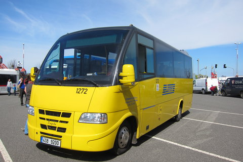 FOTKA - Autobusový den PID v Letňanech: Rapido