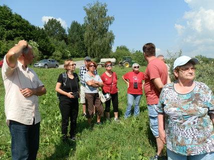 FOTKA - Na exkurzii u najväčšieho pestovateľa liečivých bylín na Slovensku v Plavnici