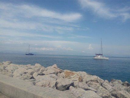 FOTKA - Procházka u moře