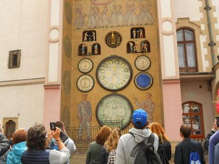 FOTKA - Olomoucký orloj
