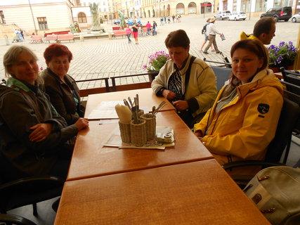 FOTKA - Čekání na kafíčko