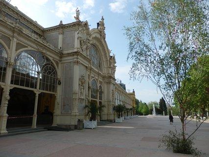 FOTKA - Mariánské Lázně,  město obdařené léčivými prameny a jedinečnou atmosférou.