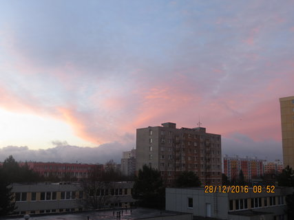 FOTKA - Ráno v 08:52 hodin