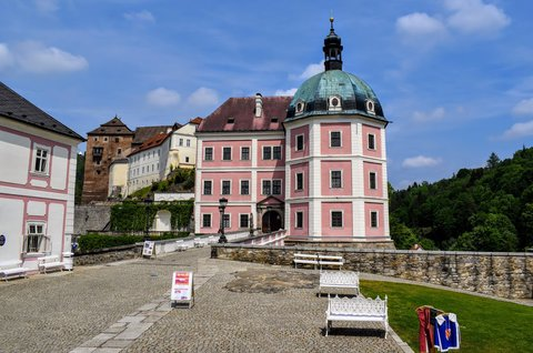 FOTKA - Jdeme do zámku- Bečov nad Teplou