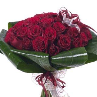 FOTKA - 35 červených ruží