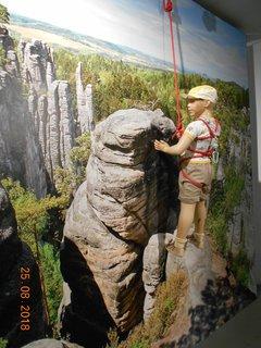 FOTKA - Vašek - horolezec