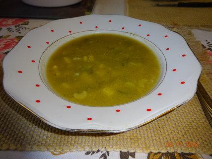 FOTKA - Polévka z brokolice