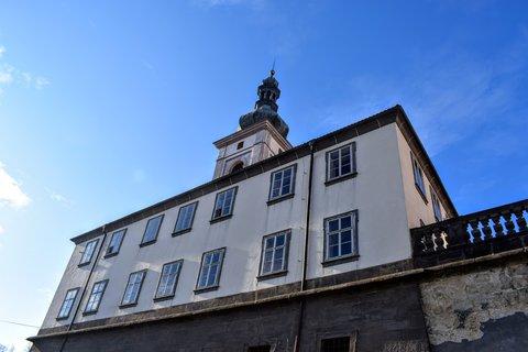 FOTKA - Věž zámku- Zákupy