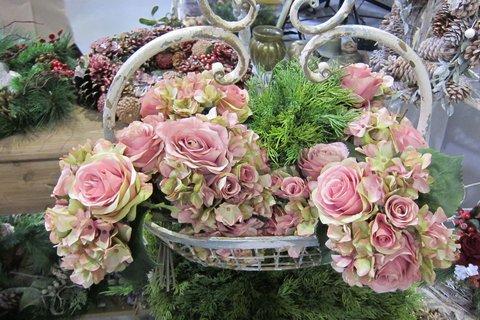 FOTKA - Květinová  dekorace