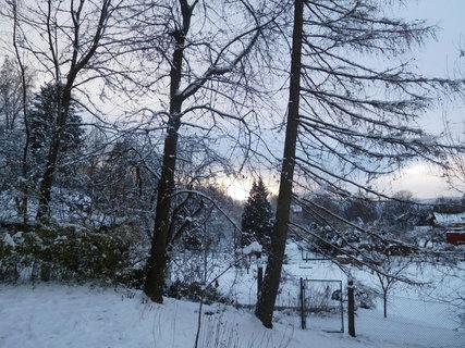 FOTKA - Světlo od zapadajícího slunce (16.12.)