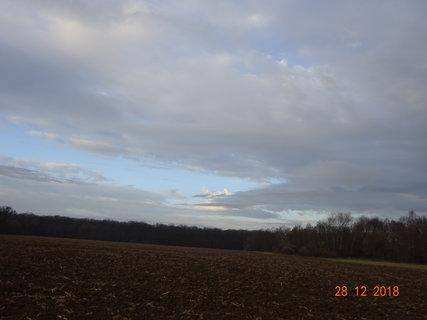 FOTKA - Rychle se měnící obloha