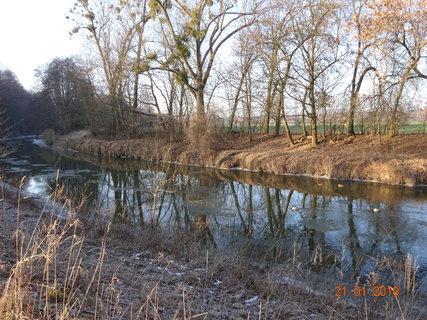 FOTKA - Řeka na odpolední procházce