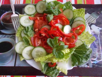 FOTKA - salát - vitamíny