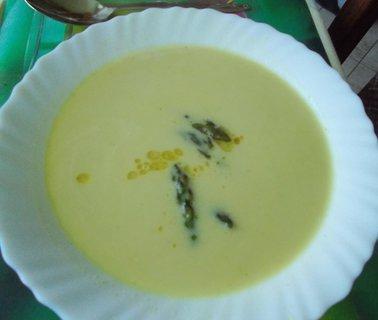 FOTKA - cuketová polévka