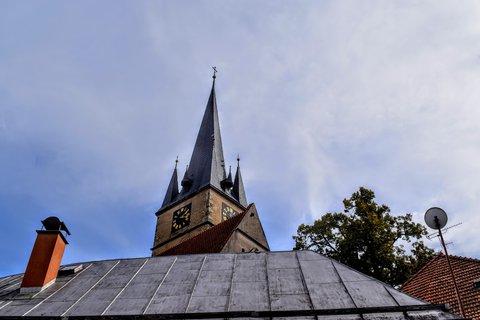 FOTKA - Věž až k nebi