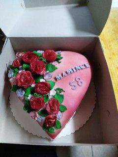 FOTKA - letošní narozeninový dort