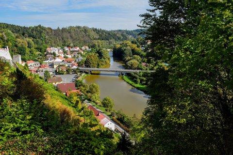 FOTKA - Sázava a most- Český Šternberk