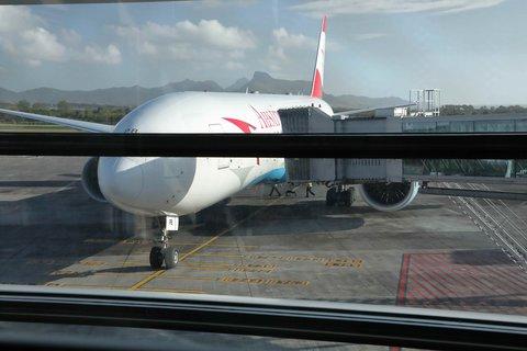 FOTKA - Návrat - naše letadlo