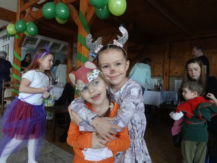 FOTKA - Sarinka na karnevalu