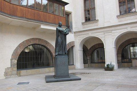 FOTKA - Karolinum - atrium