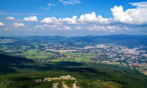 FOTKA - Liberec pod mraky