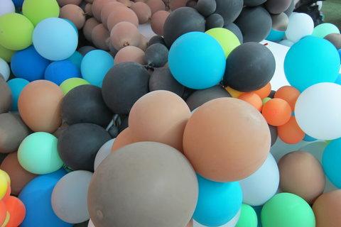 FOTKA - Akce: Balónkový podmořský svět