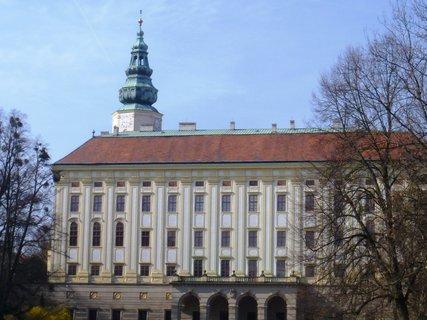 FOTKA - foto zámku v Kroměříži