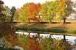 Podzimní barevná paleta