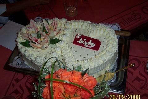 FOTKA - svatebn� dort