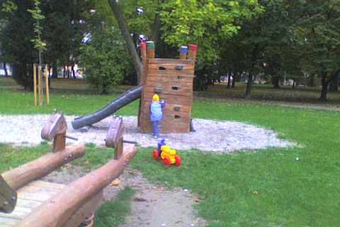 FOTKA - V parku  - Ondřej