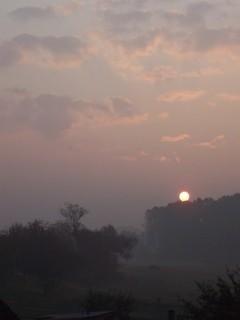 FOTKA - Slunce vychází II