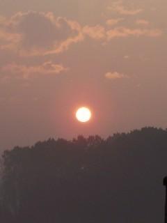 FOTKA - Slunce vychází IV