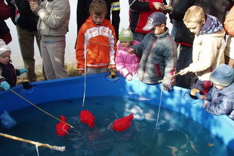 FOTKA - roste nová generace rybářů