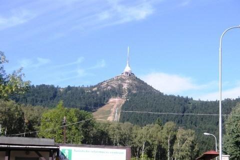 FOTKA - Ještěd / 1012 m /