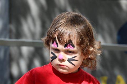 FOTKA - Nespokojená kočička