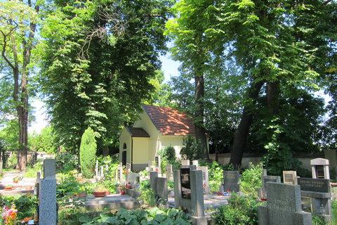 FOTKA - Kyjský hřbitov