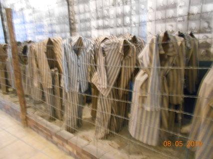 FOTKA - Osvětimské uniformy