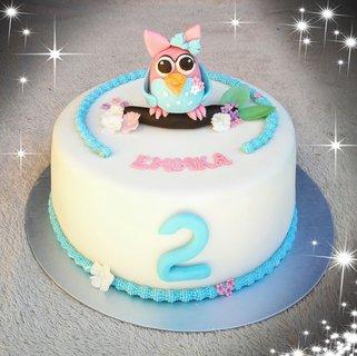 FOTKA - od našej známej cukrárky - torta na želanie podľa orbázku