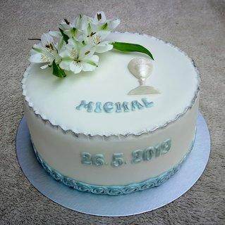 FOTKA - Torta pre synovca - od našej známej cukrárky