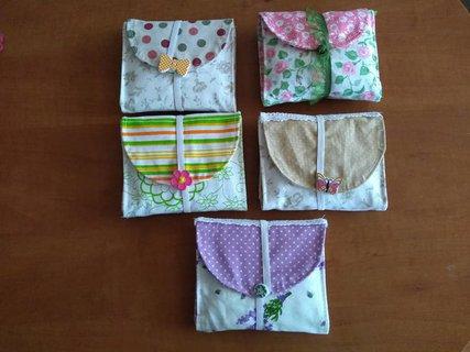 FOTKA - dcérina tvorba - hygienický balíček do každej kabelky