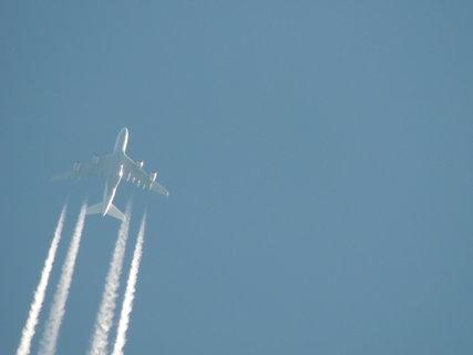 FOTKA - Pohled do oblak 30.5.