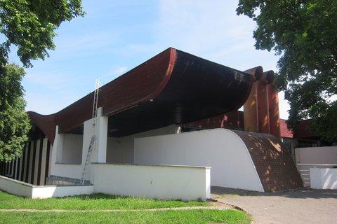 FOTKA - Pražská muzejní noc - Pražské Quadriennale, Malá sportovní hala