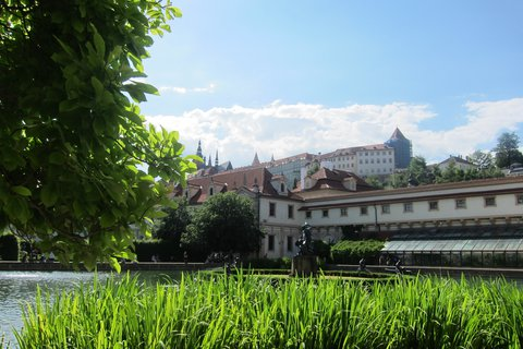 FOTKA - Dnes - Valdštejnská zahrada