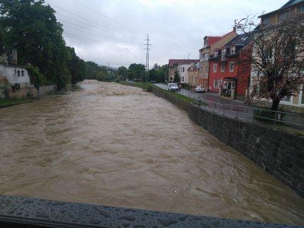 FOTKA - Bečva - v oddobí dešťů