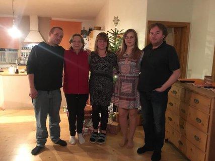 FOTKA - vzpomínka-naše skoro celá rodinka