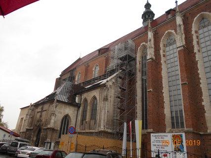 FOTKA - Kostel nemá žádné věže