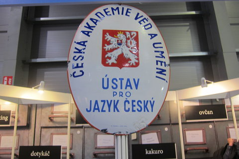 FOTKA - Veletrh vědy 2019 - Ústav pro jazyk český