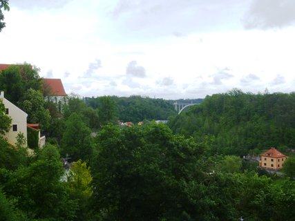 FOTKA - Bechyně..v dálce most