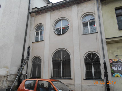 FOTKA - Popperova synagoga
