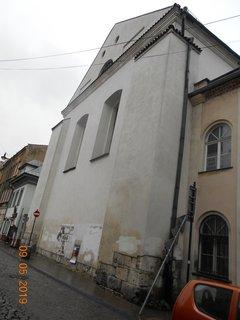 FOTKA - Popperova synagoga z boku